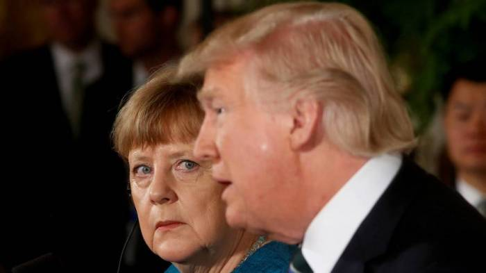 Trump tops list of Germans' fears ahead of terrorism and immigration, survey finds