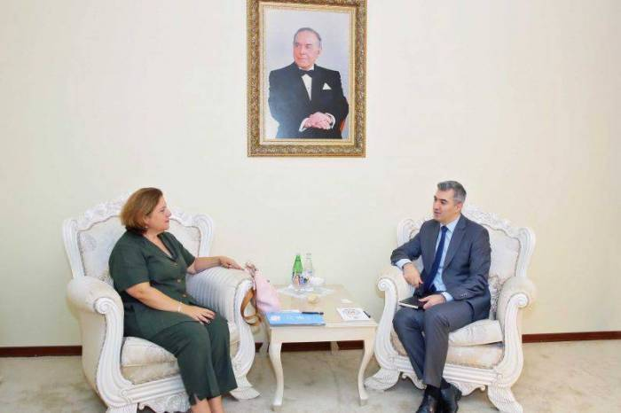 Chairman of the Migration Service meets with newly appointed Representative of the WHO