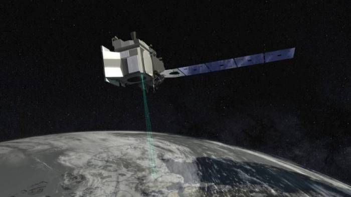 NASA launches advanced laser device into space to measure Earth's changing polar ice - VIDEO