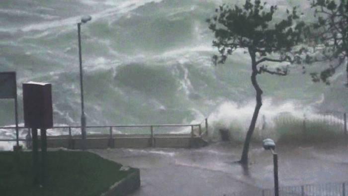 El tifón más violento del año: todo lo que se sabe de Mangkhut