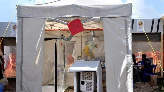 Ebola-Epidemie fordert bereits 100 Menschenleben im Kongo