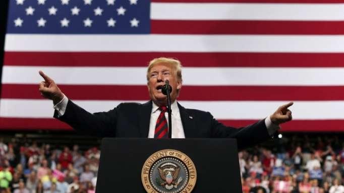 """Trump dice que podría reunirse con Rohaní """"algún día"""""""