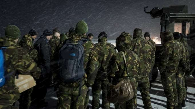 Cooold War: Dutch troops have to buy winter underwear on their own ahead of major NATO drill