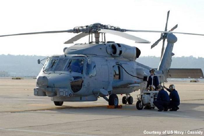 ABŞ-ın hərbi helikopterləri Səudiyyəyə verildi