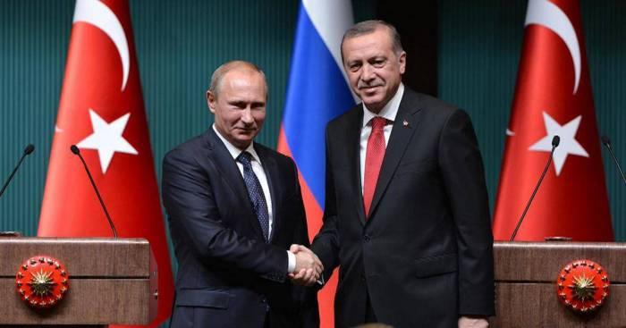 Syrie: Erdogan va rencontrer Poutine à Sotchi
