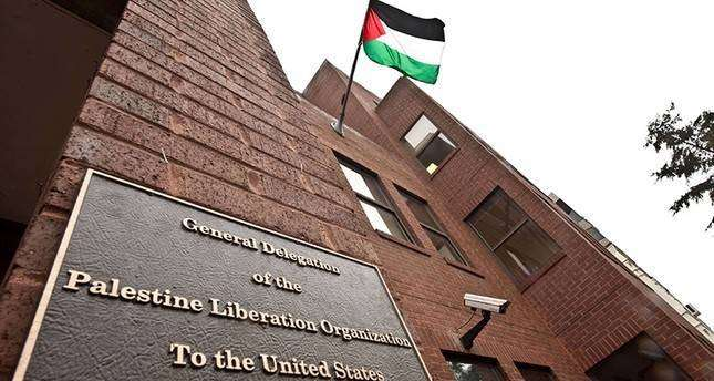 Trump administration to close PLO office in Washington: report