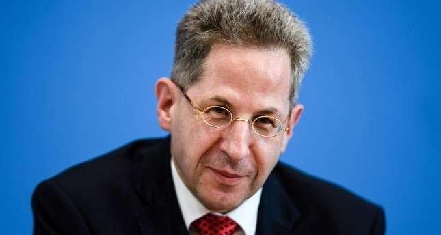 German domestic spy chief Maassen loses job over Chemnitz violence