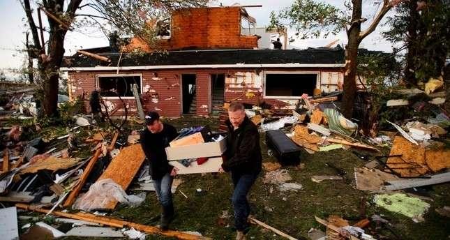 Tornado batters area near Canadian capital Ottawa injuring dozens