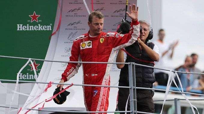 Ferrari tauscht Räikkönen gegen Leclerc