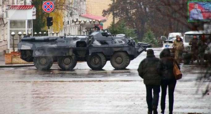 جمهورية لوغانسك الشعبية تتهم القوات الأوكرانية بقصف أراضيها