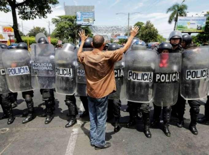 Nicaragua: deux blessés par balle lors d