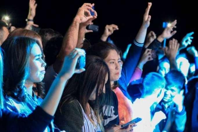 En Ouzbékistan, un festival électro pour sauver la mer d
