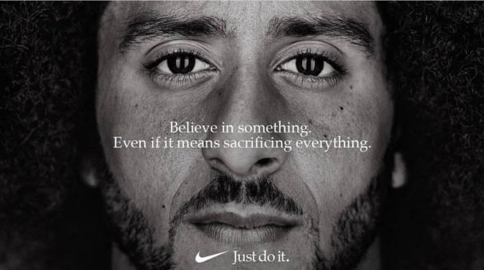 USA: Nike lance une campagne très politique