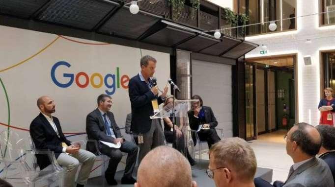 Google inaugure un laboratoire d