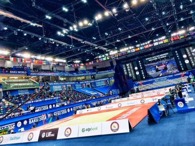 Championnats du monde de judo: Nidjat Chykhalizadé en 1/16 de finale
