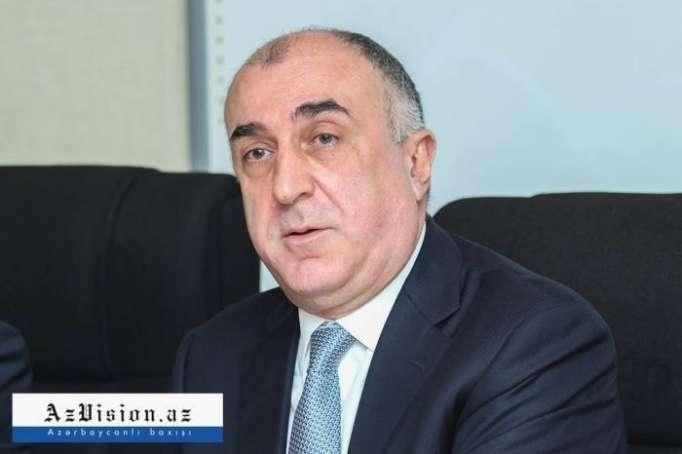 Le ministre azerbaïdjanais des affaires étrangères s