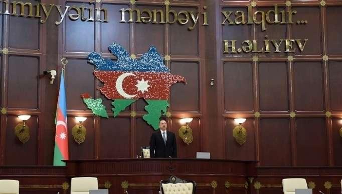 Ilham Aliyev participeà laréunion solennelle du Milli Madjlis - PHOTOS
