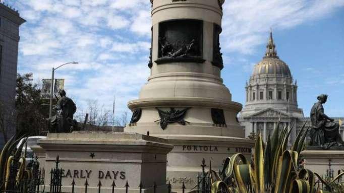 Retiran de San Francisco una estatua racista e indignante para los pueblos indígenas