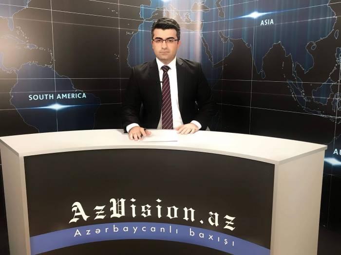 AzVision TV publica nueva edición de noticias en alemán para el 17 de septiembre-Video