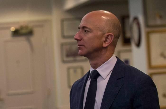 Jeff Bezos ne voit pas Amazon comme un monopole