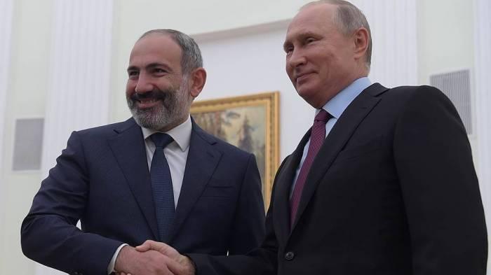 """Paşinyan Putinin tələbini icra etdi - ABŞ-ın """"fəaliyyəti"""" yoxlanıldı"""