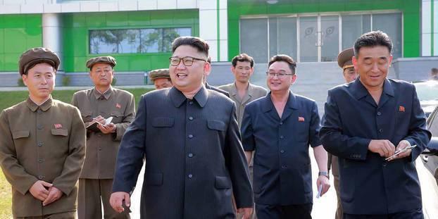 Kim Jong Un dit qu