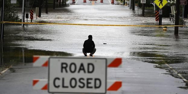 Ouragan Florence : les inondations menacent toujours le sud-est des États-Unis