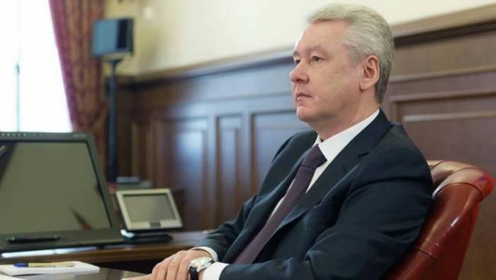 Sobyanin yenidən Moskvanın meri oldu