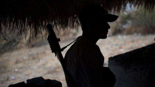 Mexico violence: Remains of 166 found in Veracruz mass grave