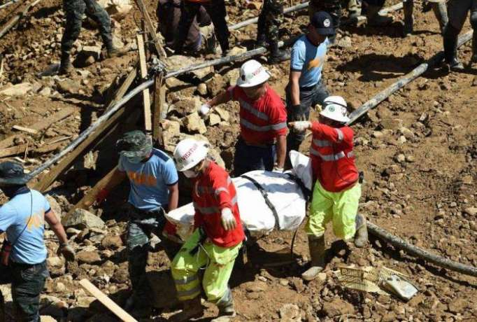 Typhon aux Philippines: 74 morts (bilan)