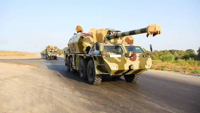 Les troupes rejoignent les zones de rassemblement - PHOTOS, VIDEO