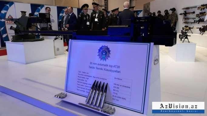 Azerbaiyán produce la bola automática-Foto