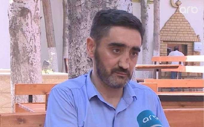 """""""Məndən əl çəkin!"""" - Tanınmış meyxanaçı TV-ləri tənqid etdi"""