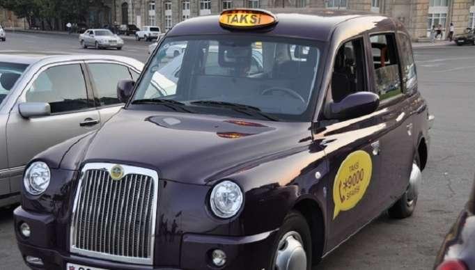 Bakıda taksi sürücüsü qarət olunub