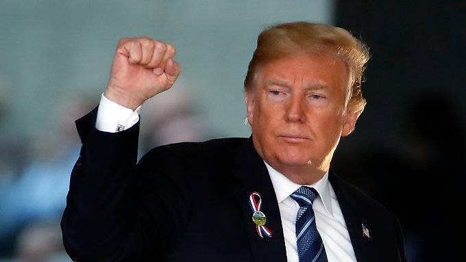 Trump droht Blockade, dem Land auch