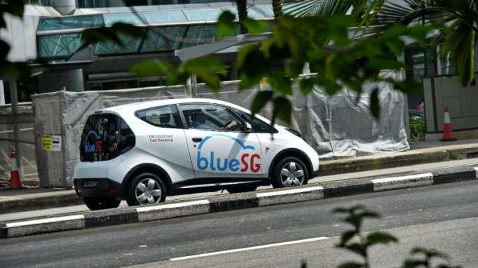 Bretagne: des voitures électriques en autopartage