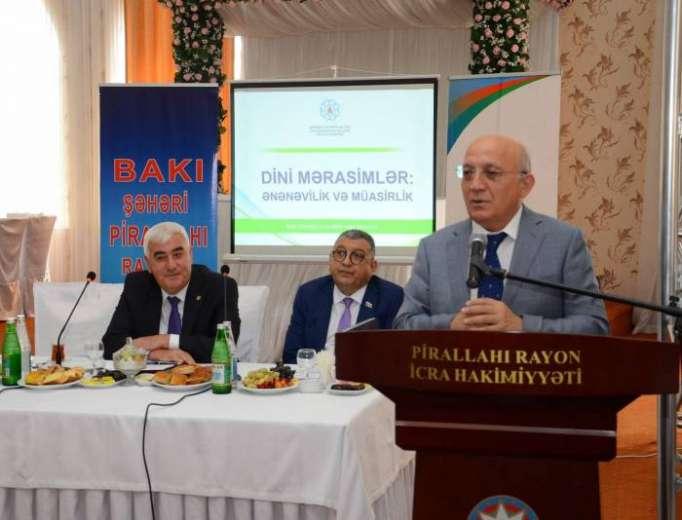 """""""Zəncir vurmaq uydurulmuş hərəkətlərdir"""" - Komitə sədri"""