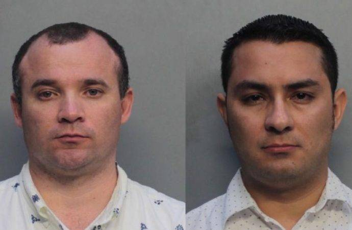 Two Chicago priests arrested for sex act in car in Miami