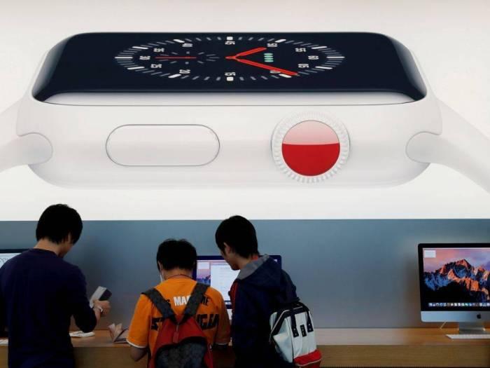 Apple: Les droits de douane s