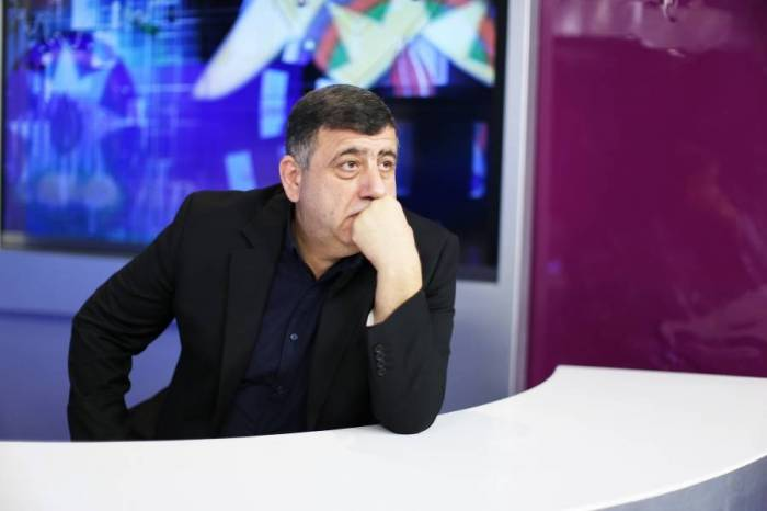 Orxan Fikrətoğlu yeni telelayihədə