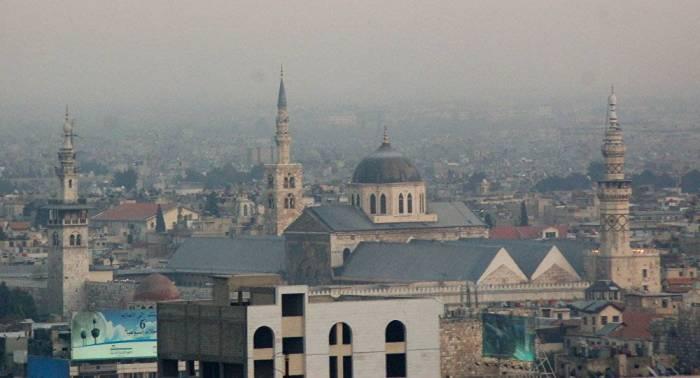 Damasco promete liberar a Siria de los terroristas por la vía diplomática o la militar