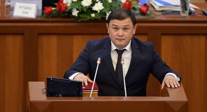 Speaker of Kyrgyz Parliament to visit Azerbaijan