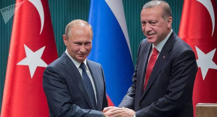"""""""Turquía y Rusia no quieren sacrificar las relaciones por los problemas sirios"""""""