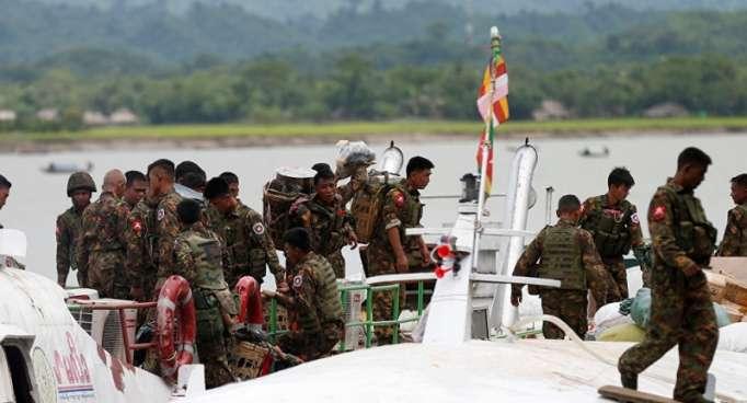 General birmano: comunidad internacional no puede decidir sobre asuntos soberano