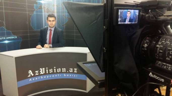 AzVision TV releases new edition of news in German for September 21-VIDEO
