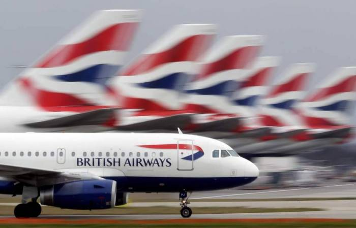 British Airways suspend ses vols directs avec Téhéran