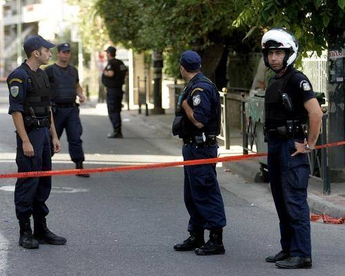 Iran's embassy in Athens attacked