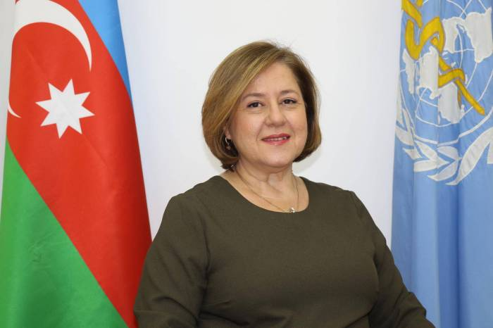 New WHO rep in Azerbaijan appointed