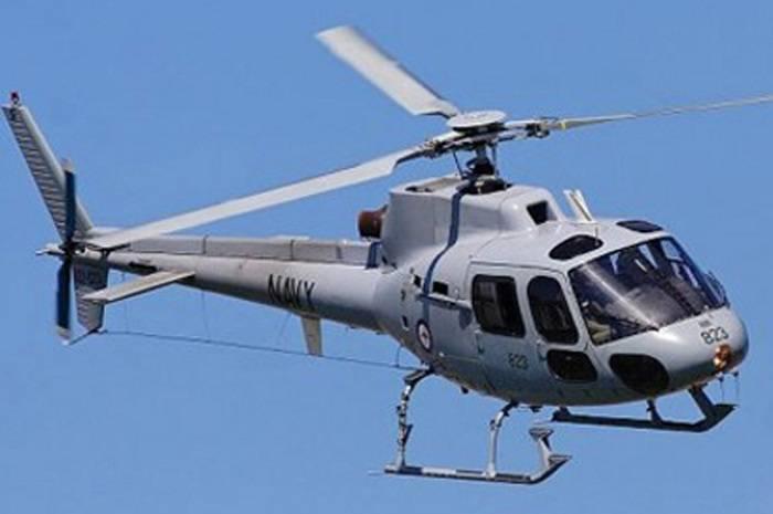 İş adamının helikopteri qəzaya uğrayıb -