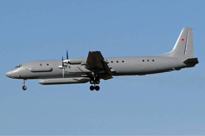 Russian arcraft went off radar near Hmeymim airbase in Syria, military reports